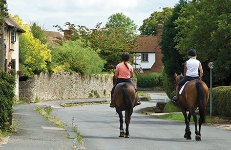 on-horses